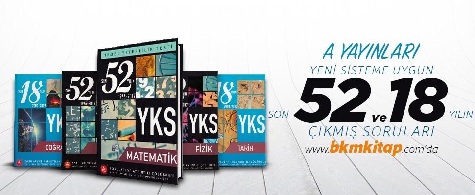 A Yayınları - BKM Kitap