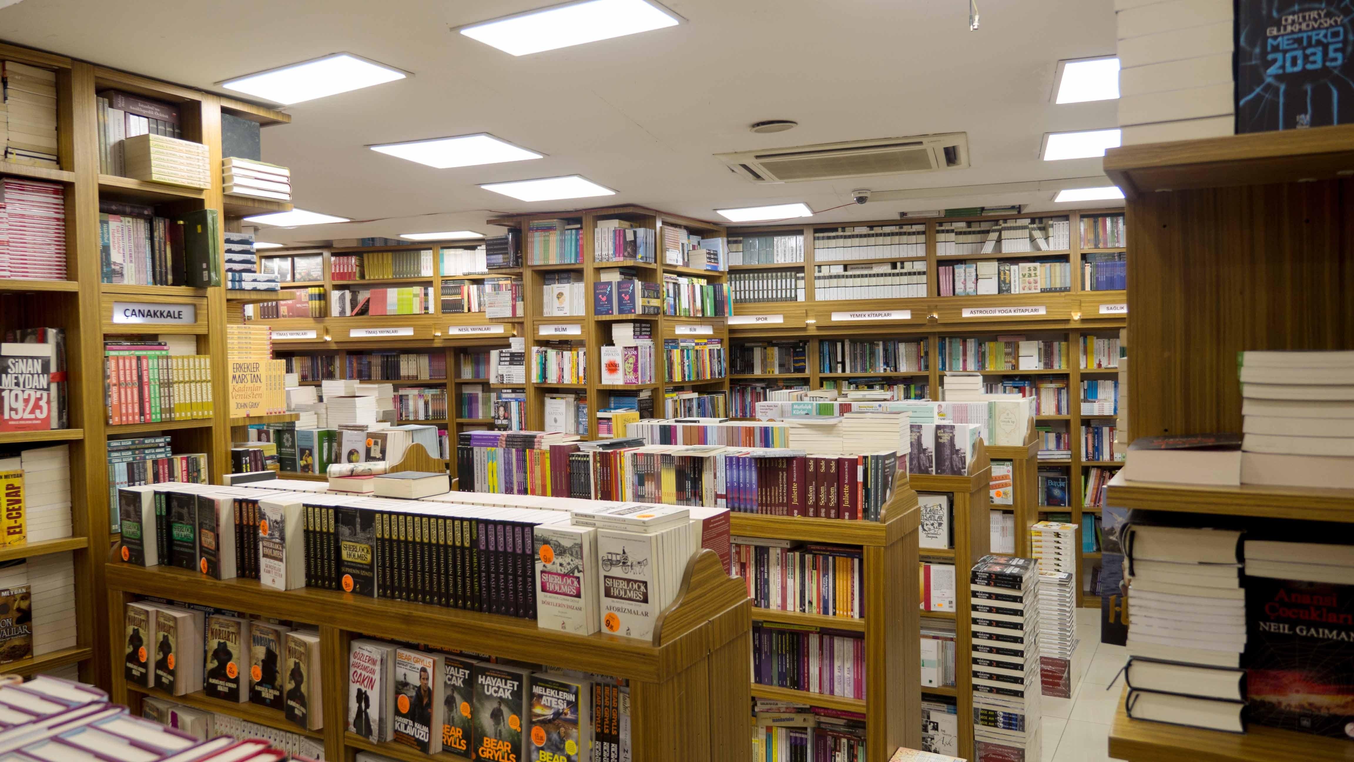 BKM Kitap - Heykel Şubesi