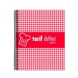 Deffter - DEFFTER YEMEK TARİF DEFTERİ / WOODEN SPOON