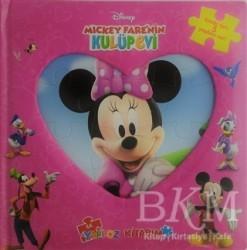 Doğan Egmont Yayıncılık - Disney Mickey Fare'nin Kulüpevi İlk Yapboz Kitabım