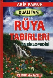 Pamuk Yayıncılık - Dualı Tam Rüya Tabirleri Ansiklopedisi Ciltli 2. Hm.RÜYA 002