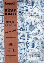Kapax - Kapax Kumaş Kitap Kılıfı Fizik