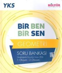 Kültür Yayıncılık - YKS 1. ve 2. Oturum TYT Geometri Bir Ben Bir Sen Soru Bankası